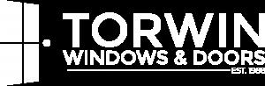 Torwin Logo - White