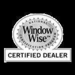 Window Wise Certified Dealer